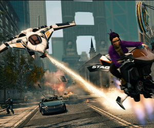Saints Row: The Third GOTY Screenshots