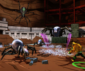 Ben 10: Omniverse Screenshots