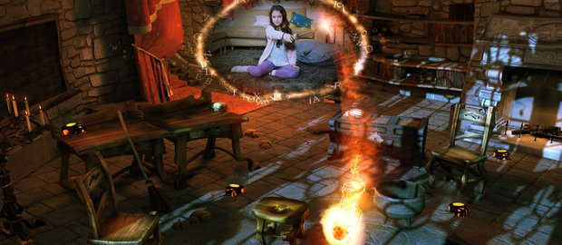 Wonderbook: Book of Spells News