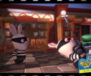 Rabbids Land Screenshots