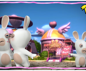 Rabbids Land Chat
