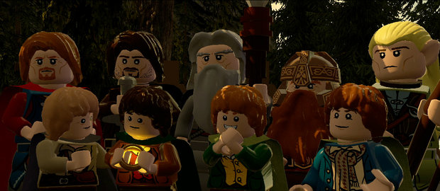 LEGO The Lord of the Rings News
