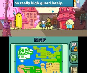 Adventure Time: Hey Ice King! Why'd you steal our garbage?! Screenshots