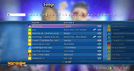 Karaoke Xbox 360 screenshots The Karaoke Channel