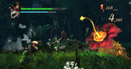 Ong-Bak Tri is a 2.5D side-scroller