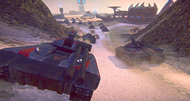 PlanetSide 2 update video reveals new Valkyrie vehicle