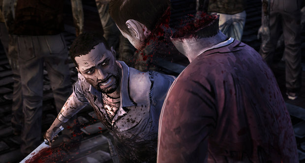 The Walking Dead Episode 5 screenshots