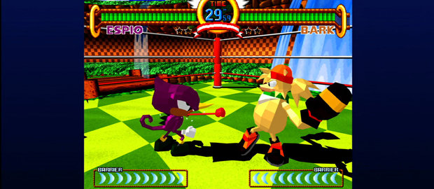 Sonic the Fighters News