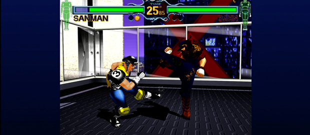 Fighting Vipers News