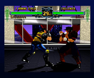 Fighting Vipers Screenshots