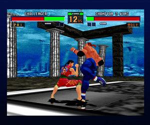 Virtua Fighter 2 Videos