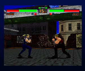 Virtua Fighter 2 Screenshots