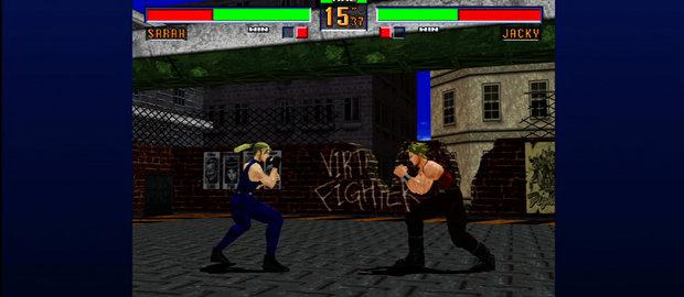 Virtua Fighter 2 News