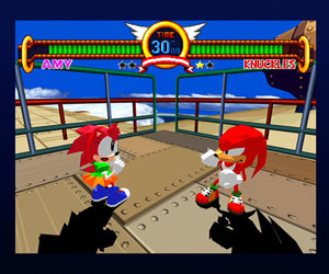 Sonic the Fighters Videos