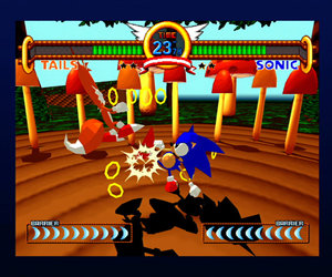 Sonic the Fighters Chat