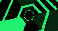 Super Hexagon spinning onto PC next week