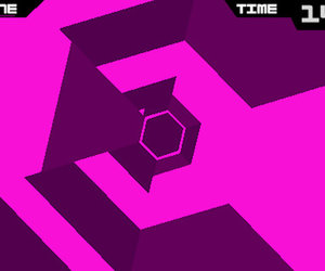 Super Hexagon Videos