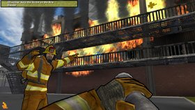 Real Heroes: Firefighter Screenshot from Shacknews