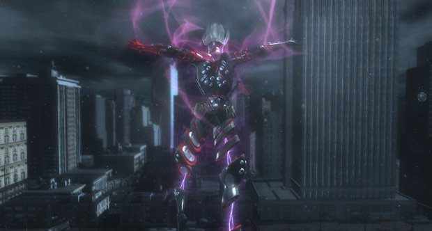 Metal Gear Rising Revengeance screenshots