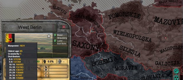 East vs. West: A Hearts of Iron Game News