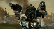 MechWarrior Online patch adds paintjobs