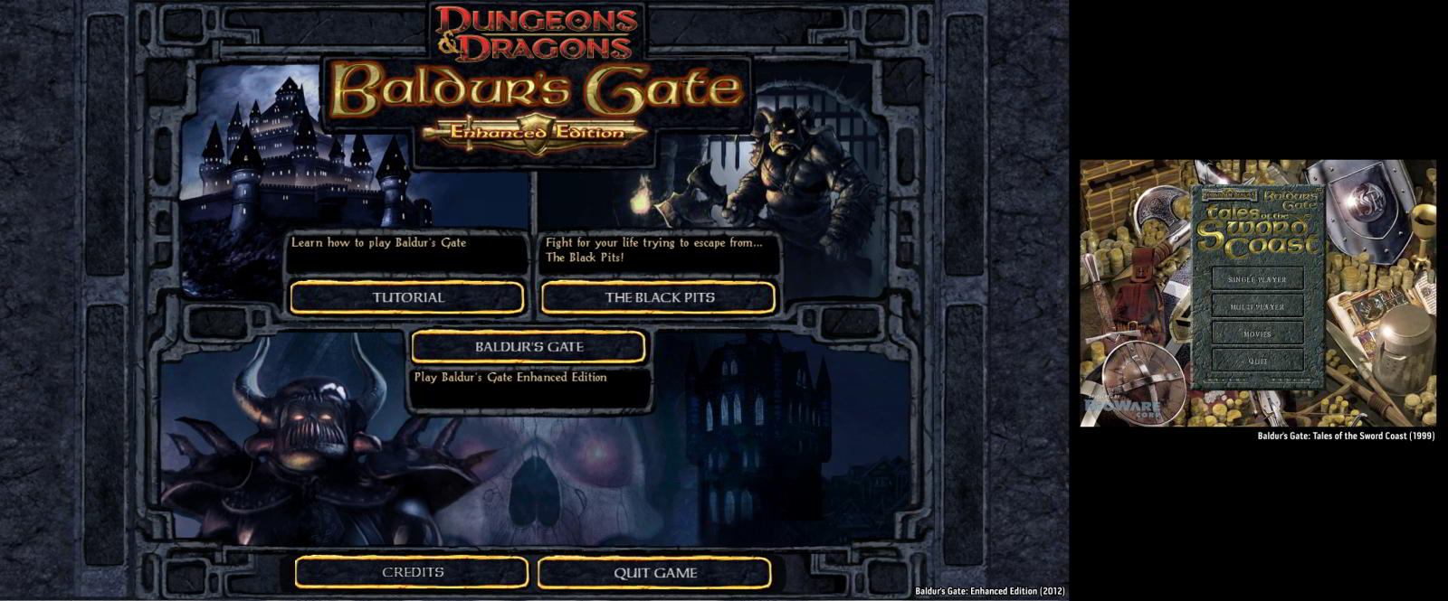 Baldur S Gate Enhanced Edition Review Classic Reborn Shacknews