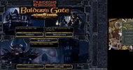 Baldur's Gate Enhanced Edition screens