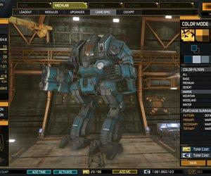MechWarrior Online Chat