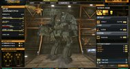 MechWarrior Online cosmetic customisation screenshots