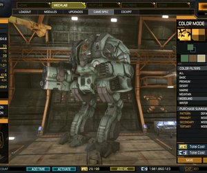 MechWarrior Online Screenshots