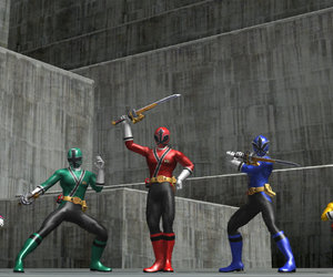 Power Rangers Super Samurai Screenshots
