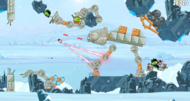 Angry Birds Star Wars now on Facebook