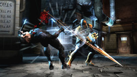Injustice: Gods Among Us Screenshot from Shacknews