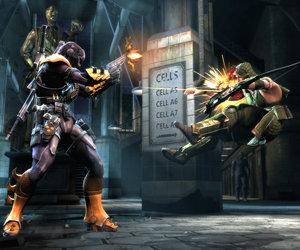 Injustice: Gods Among Us Screenshots