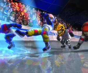 Red Bull Crashed Ice Kinect Files