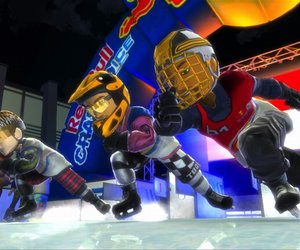 Red Bull Crashed Ice Kinect Chat