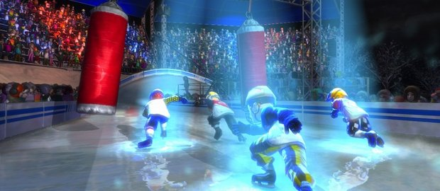 Red Bull Crashed Ice Kinect News