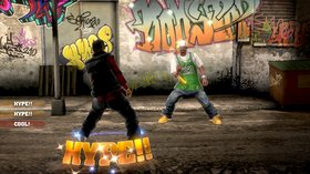 The Hip Hop Dance Experience Screenshot from Shacknews