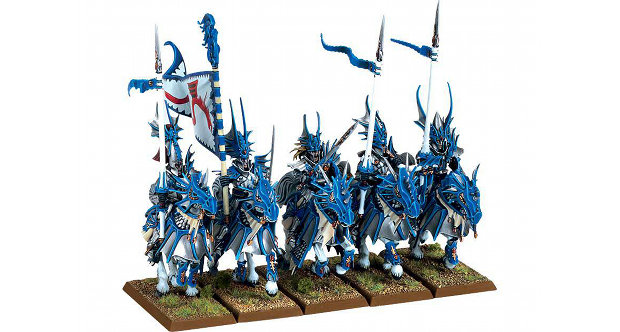 Warhammer Fantasy topstory model shots