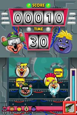 Chuck E. Cheese's Alien Defense Force Chat