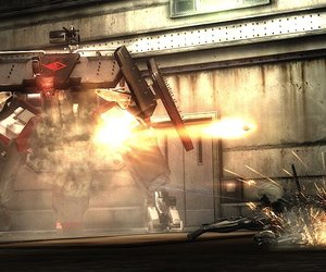 Metal Gear Rising: Revengeance Screenshots