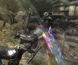 Metal Gear Rising: Revengeance Chat