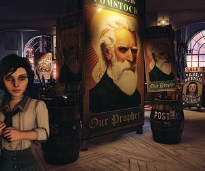 BioShock Infinite Chat