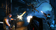Aliens: Colonial Marines mods add DirectX 10 features, lighting effects