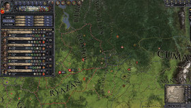 Crusader Kings II Russian Portraits Screenshot from Shacknews