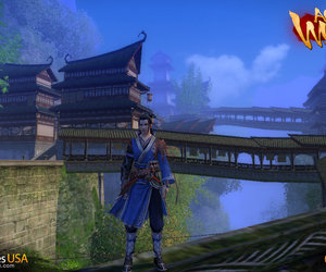 Age of Wushu Chat