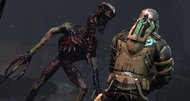 Dead Space 3 considered swearing bonuses, scare-photos for Kinect
