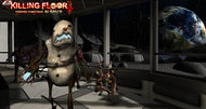 Killing Floor Twisted Christmas event blasts off to the moon