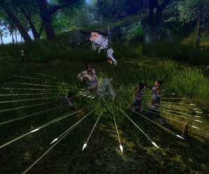 Age of Wushu Chat