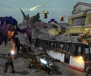 Defiance Screenshots